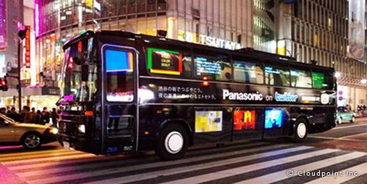 Panasonicシングル層向け夜家電告知プロモーション