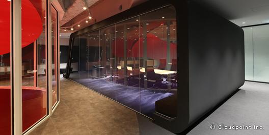 TANYO-Grayでスタイリッシュなオフィスデザインを演出