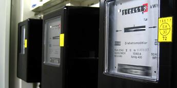 デジタルサイネージの電気使用量