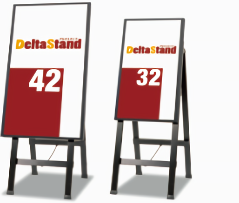 電気使用量 参考画像Delta Stand