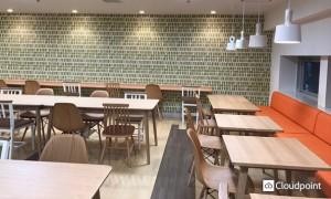 ルミネ町田店従業員室改装02