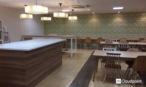 ルミネ町田店従業員室改装03