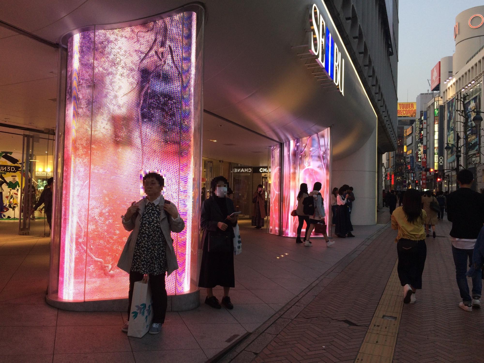 「街」のデジタルサイネージ(渋谷編)_10