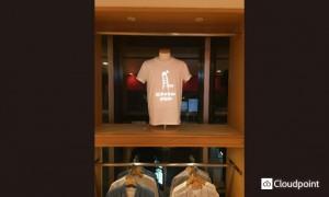 グラニフ _プロジェクションTシャツ03