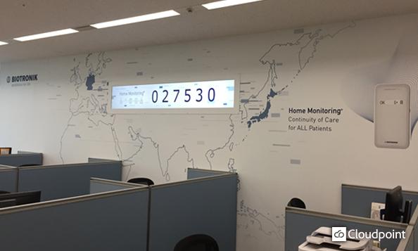 バイオトロニックジャパン グラフィック×デジタル