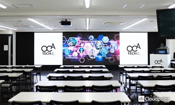 OCA大阪デザイン&ITテクノロジー専門学校01