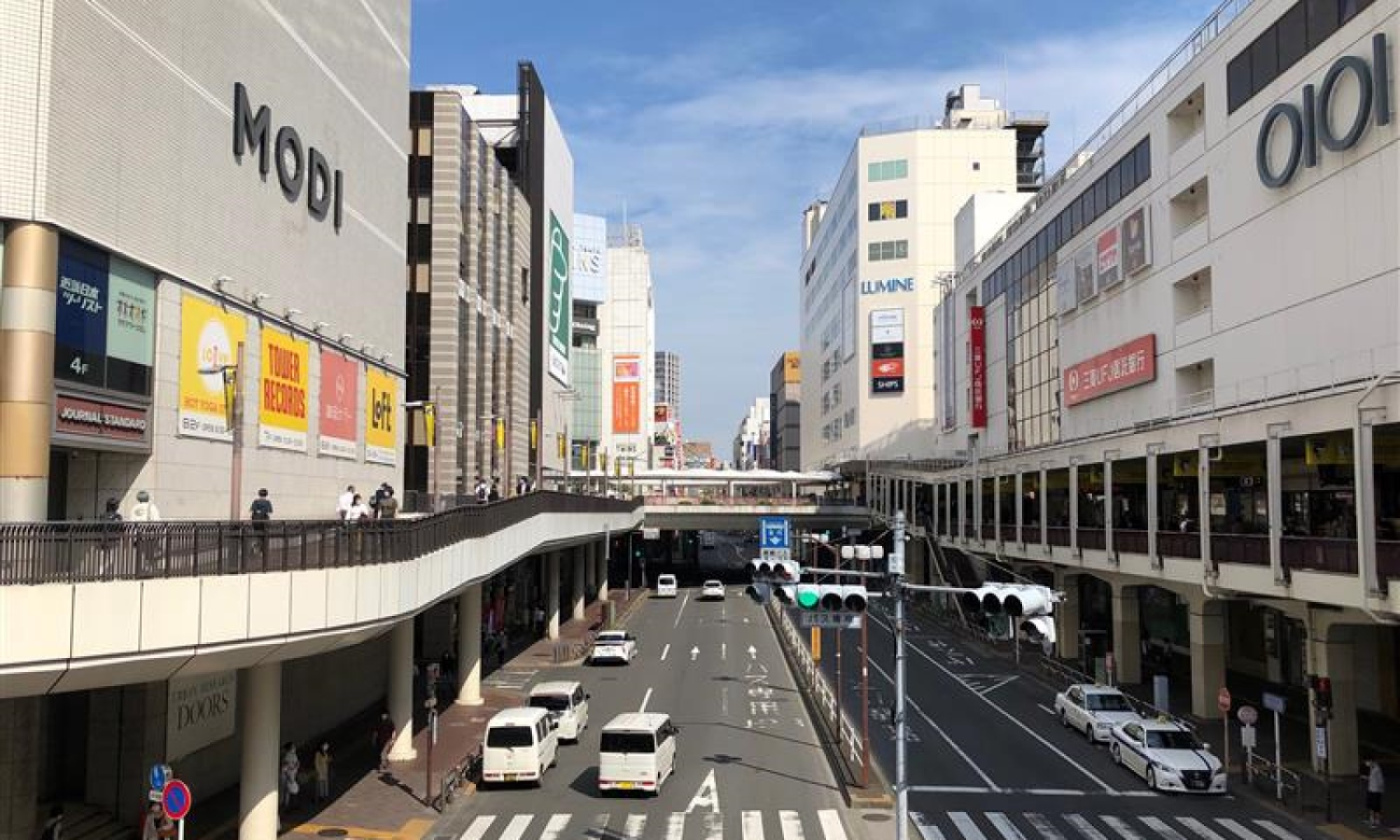 街のデジタルサイネージ(町田・横浜編)2021