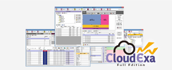 クラウドエクサの製品イメージ